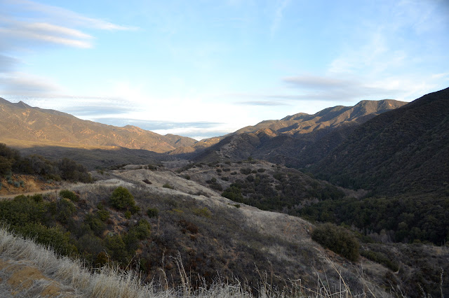 Juncal and Alder Canyons