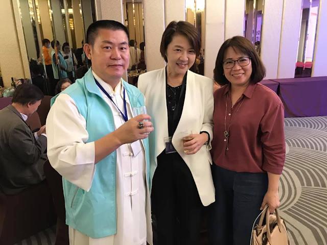 2020/10/07 萬真師父參加  台北市電影戲劇業職業工會理監事會議