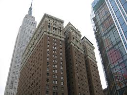 New York architecture.