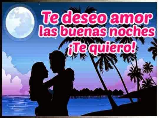 Bellos Mensajes De Buenas Noches Mi Amor