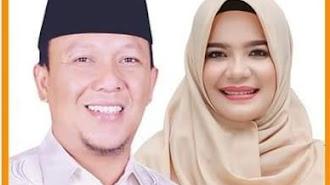 "Inilah Profile Paslon Kang Jimmy - Teh Yusni ""  Calon Bupati - Wakil Bupati Karawang Pilkada 2020 """
