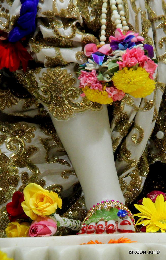 ISKCON Juhu Sringar Deity Darshan on 24th Oct 2016 (37)