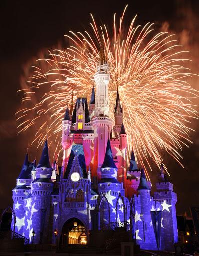 4th of July at Disney World