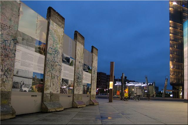 Restos del 'Muro' - Potsdamer Platz - Berlín'10