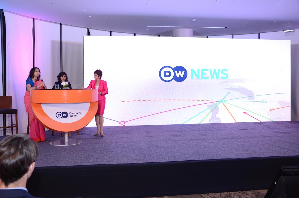 DW News Launch - 10