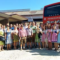 JU Ausflug Gäubodenfest 2016 photos