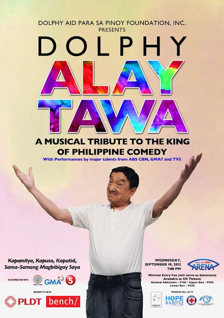 Dolphy Alay Tawa' TV Special Live in Mall Of Asia Arena