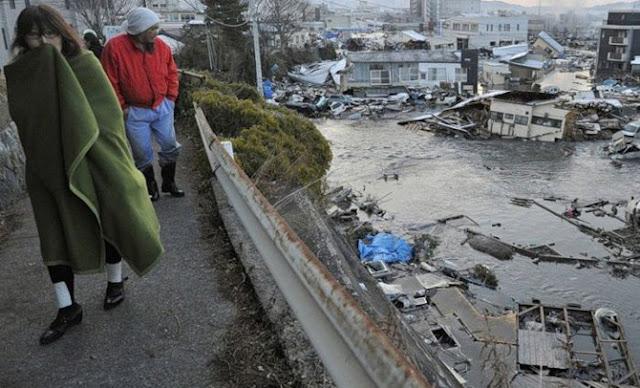 Tsunami – Japão 2011 - As melhores imagens da tragedia... Fotos-do-japao-18