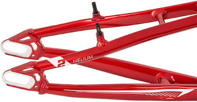 Radio Helium  BMX  Race Frame - Black and Red / Black alternate image 8