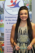 Photo: 1113076 SSFF sports awards 2012 Claire Penman - Kirkcaldy & Central Fife Sports Council Annual Sports Awards for 2012 at the Adam Smith College, Kirkcaldy