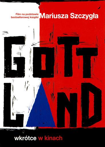 Przód ulotki filmu 'Gottland'