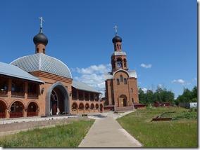 monastere Nord de Bratsk