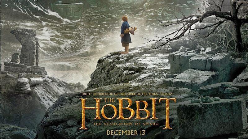 Η Ερημιά του Νοσφιστή The Hobbit: The Desolation of Smaug Wallpaper