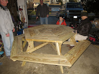 It's a table!