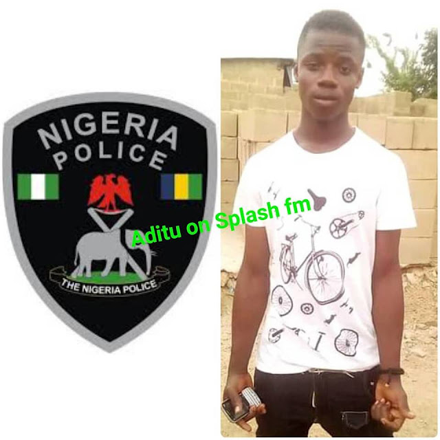 SS3 Student Shot Dead By Police During Protest In Ibadan.