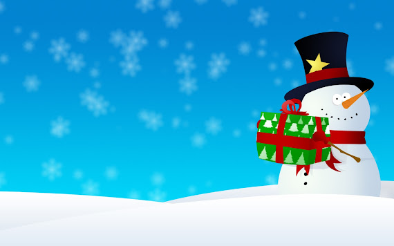 besplatne Božićne pozadine za desktop 1680x1050 free download čestitke Merry Christmas snjegović