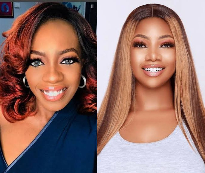 Tacha hits back at Shade Ladipo after the latter threw shade at her for celebrating getting a follow from Nicki Minaj