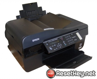 Reset Epson BX300F printer Waste Ink Pads Counter
