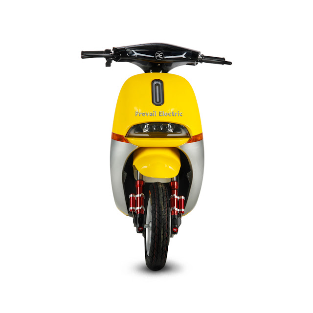 Prevail Electric Scooter Finesse India MotorZest