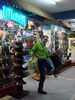 Joshua After Visiting 50+ Shoe Stores to Find Size 12!  (Trujillo, Peru)