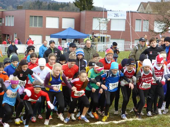 1. Jugend-Cross-Cup Affoltern am Albis