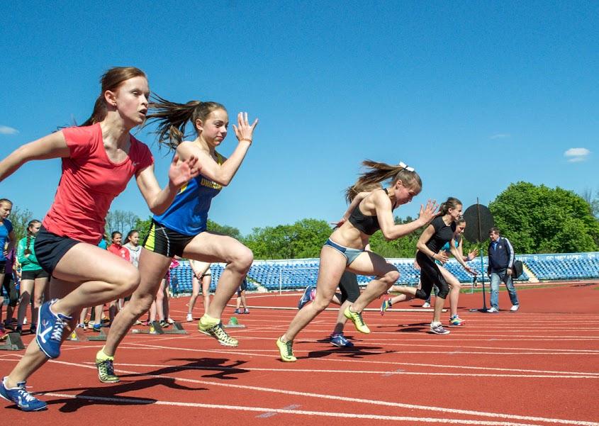 Фотографии. Чемпіонат області, чемпіонат області серед юніорів по легкой атлетике