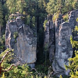 by Jana Kubínová - Landscapes Caves & Formations