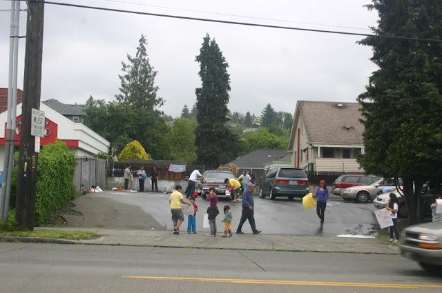 Tibetan Sunday School: Car Wash Fundraiser - IMG_4324.JPG