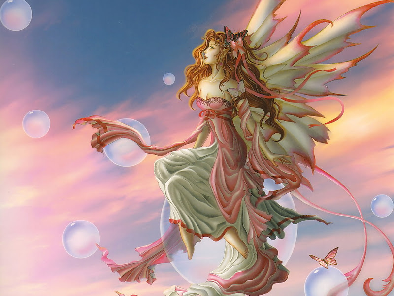 Life Of Young Pixie, Fairies Girls 2