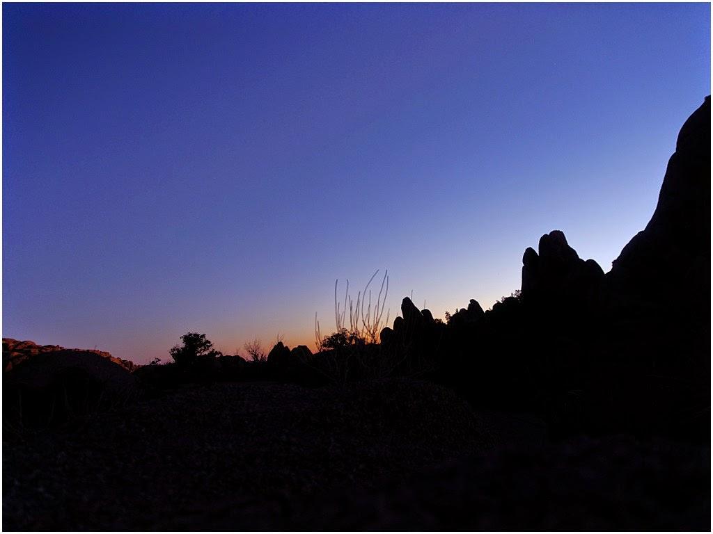 """Desert Dawn""  by Dan Hudgins - A Print"
