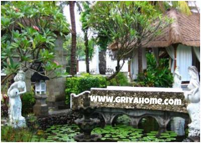 Patung Bali dan Gerabah dari Tanah Liat
