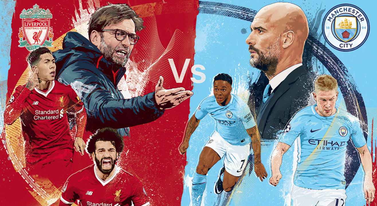 There's Liverpool vs Manchester City