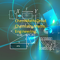 ChemMathsDroid Engineering,Chemical,Maths tools icon