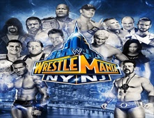 عرض WWE WrestleMania 29 2013