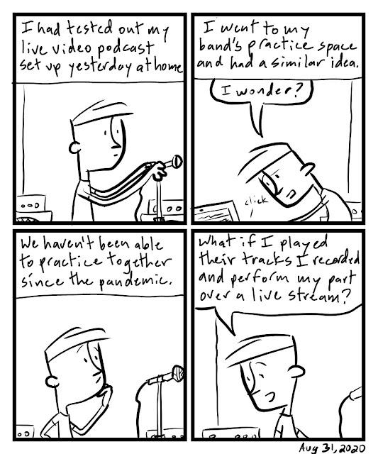 Then This Happened Webcomics