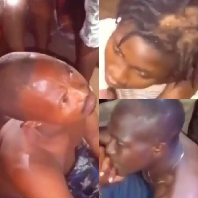 3 ritualists arrested while performing rituals in a Police Barracks