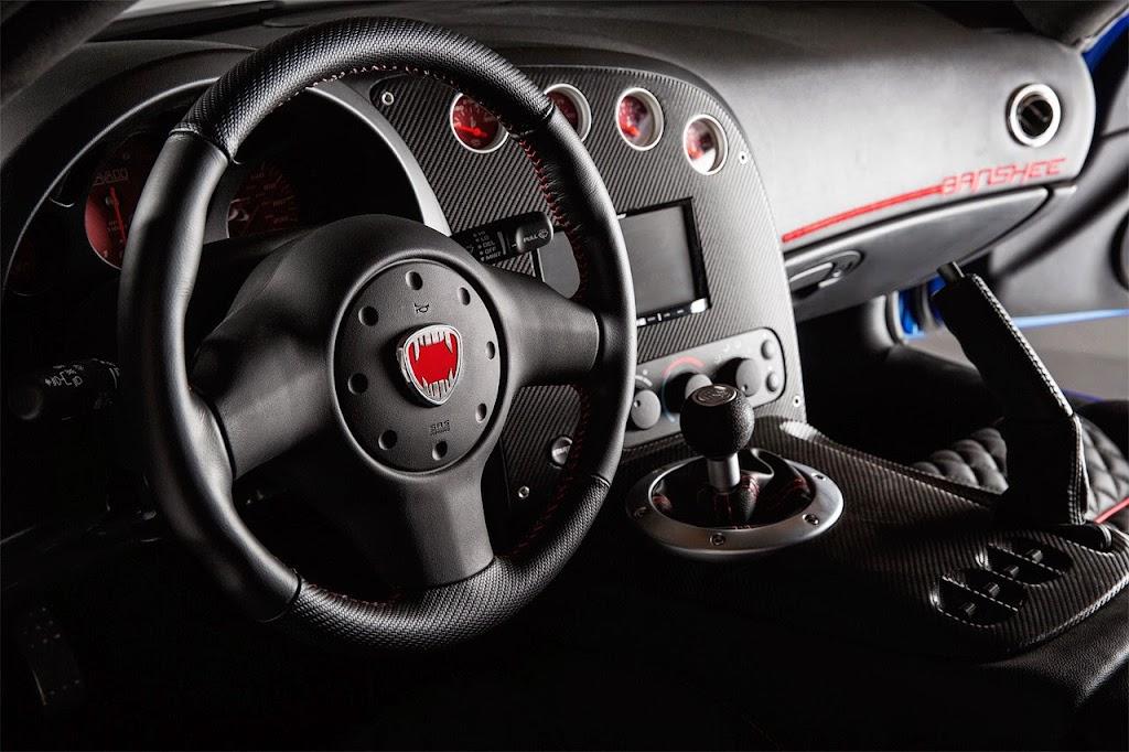 2013 GTA V Bravado Banshee Interior 1