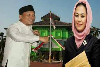 Inilah Dua Anggota DPRD Karawang Yang Terkena PAW Diakhir Masa Jabatan 2014-2019