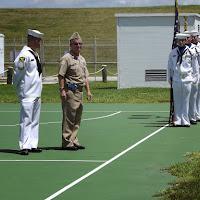 Coast Guard 224th BD Col. Guard 153