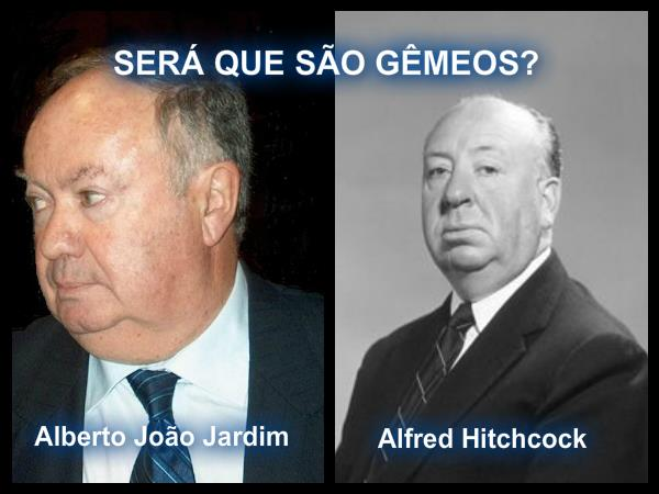 Separados à nascença: Alberto João Jardim vs. Alfred Hitchcock