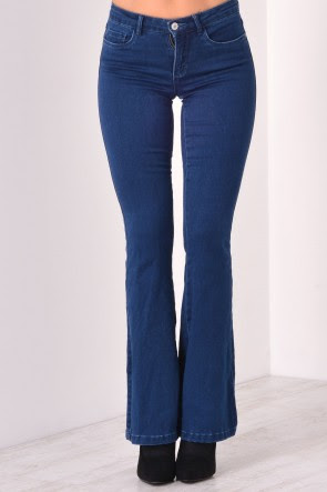 Jordan Regular Length Flared Jeans, €39.95