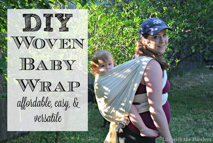 Hawley Diy Woven Babywrap