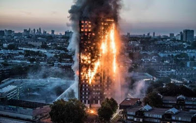 Towering Inferno: Grenfell Tower London dan Diskriminasi Kemanusiaan