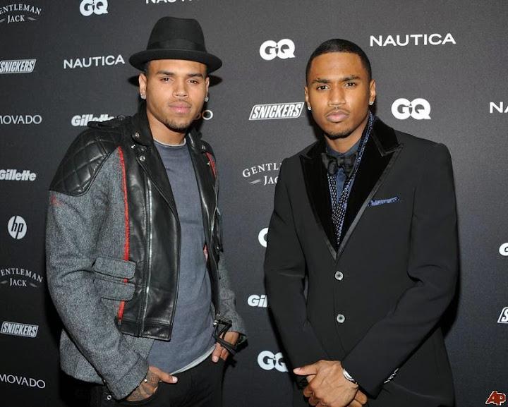 Chris Brown And Trey Songz Tour Houston