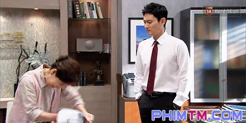 7 cảnh phim Hàn thốn tận rốn nhất là tình huống của mẹ Kim Tan - Ảnh 1.