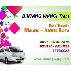 Travel Malang - Jember Kota (PP)