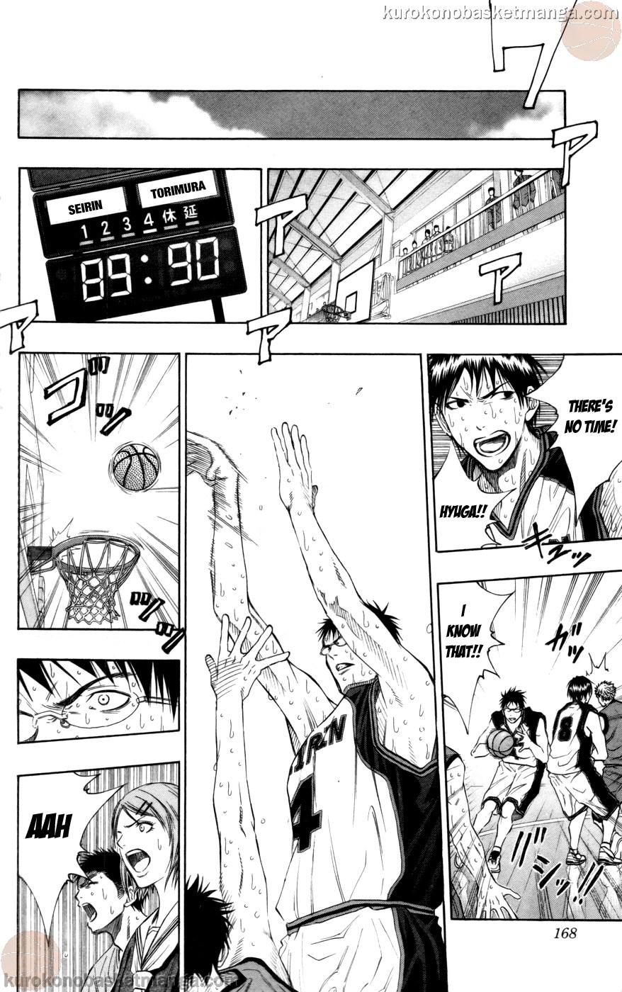 Kuroko no Basket Manga Chapter 98 - Image 02