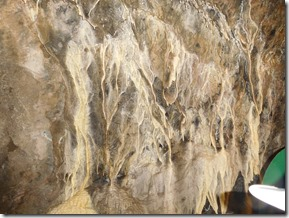 13 calcite curtains
