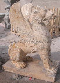 Animal, Exterior, Ideas, Statues, Winged