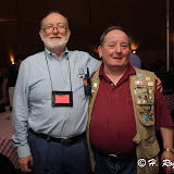 CPCC Chicagoland Int'l Pipe & Tobacciana Show 2012 - Thursday, Arrivals and integration evening